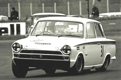 1966 LOTUS CORTINA GROUP 5 WORKS COMPETITION CAR SOLD (picture 3 of 6)