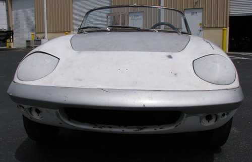 1965 Lotus Elan S2, restoration's project SOLD (picture 1 of 6)
