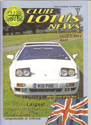 "1993 LOTUS ESPRIT TURBO SE ""HIGH WING"" For Sale (picture 1 of 6)"