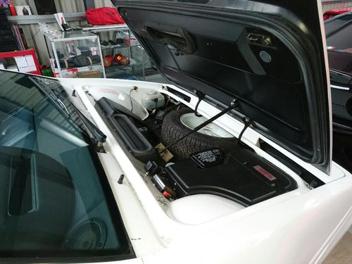 "1993 LOTUS ESPRIT TURBO SE ""HIGH WING"" For Sale (picture 5 of 6)"