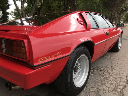 1986 LOTUS ESPRIT S3 For Sale (picture 4 of 6)