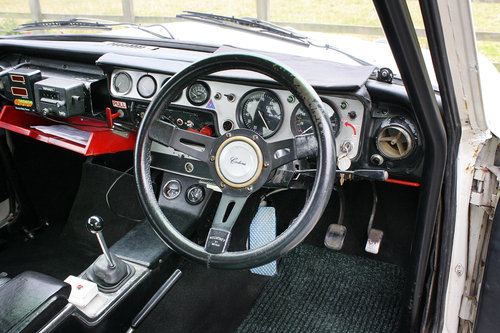 1966 Ford Lotus Cortina Mk.I Rally Car **SOLD** For Sale (picture 4 of 6)
