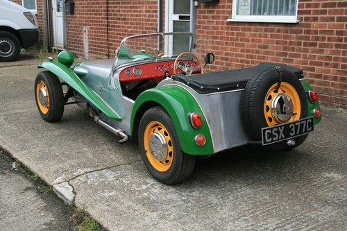 1965 Lotus Seven S2 SOLD (picture 3 of 6)