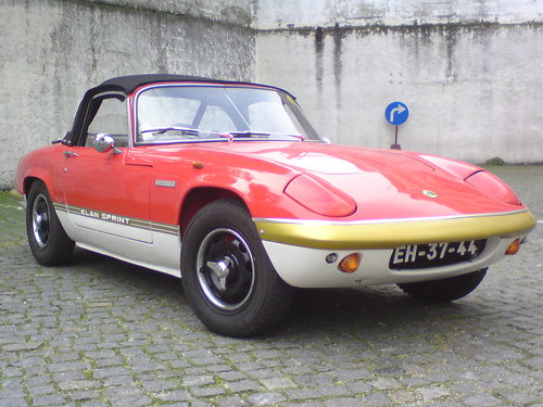 1973 Lotus Elan Sprint For Sale (picture 1 of 6)