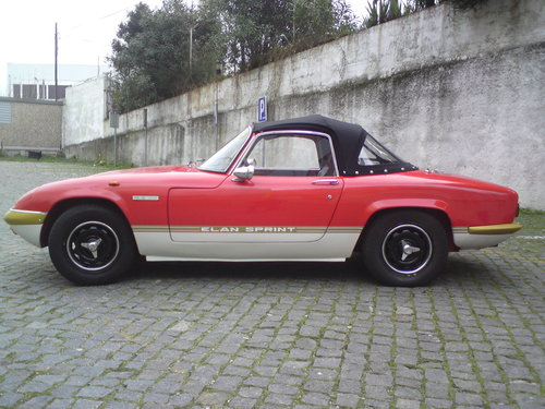 1973 Lotus Elan Sprint For Sale (picture 2 of 6)