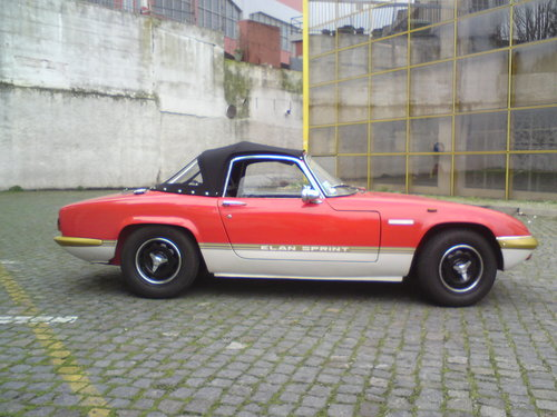 1973 Lotus Elan Sprint For Sale (picture 3 of 6)