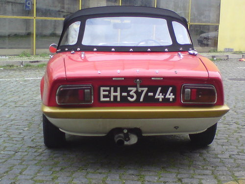 1973 Lotus Elan Sprint For Sale (picture 4 of 6)