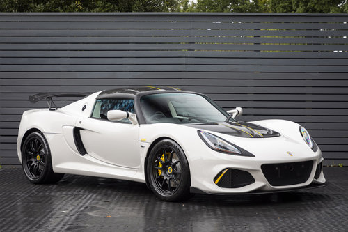 2018 LOTUS EXIGE SPORT 410 COUPE SOLD (picture 1 of 6)