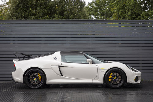 2018 LOTUS EXIGE SPORT 410 COUPE SOLD (picture 3 of 6)