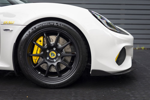 2018 LOTUS EXIGE SPORT 410 COUPE SOLD (picture 6 of 6)