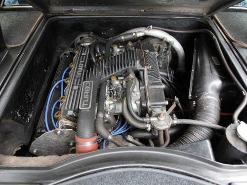 Lotus Esprit Turbo - 1985 Motorshow Car, 67k miles from new For Sale (picture 6 of 6)