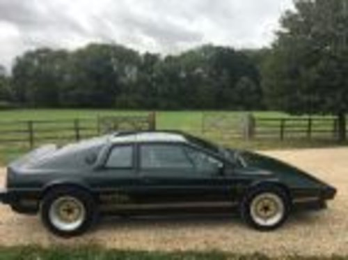 1984 RARE  EX  LOTUS  CHAIRMAN 31000  MILES  FSH   For Sale (picture 2 of 6)