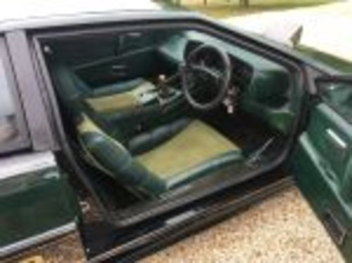 1984 RARE  EX  LOTUS  CHAIRMAN 31000  MILES  FSH   For Sale (picture 3 of 6)