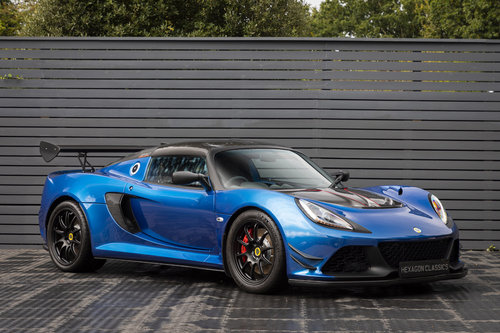2018 LOTUS EXIGE SPORT 380 COUPE  (NEW) CUP SOLD (picture 1 of 6)