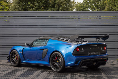 2018 LOTUS EXIGE SPORT 380 COUPE  (NEW) CUP SOLD (picture 2 of 6)