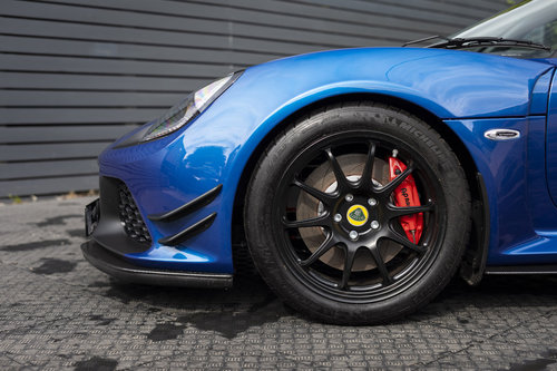2018 LOTUS EXIGE SPORT 380 COUPE  (NEW) CUP SOLD (picture 6 of 6)
