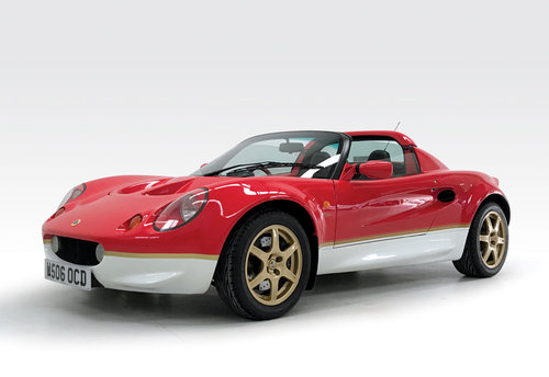 2000 Lotus Elise S1 Type 49 SOLD (picture 1 of 6)