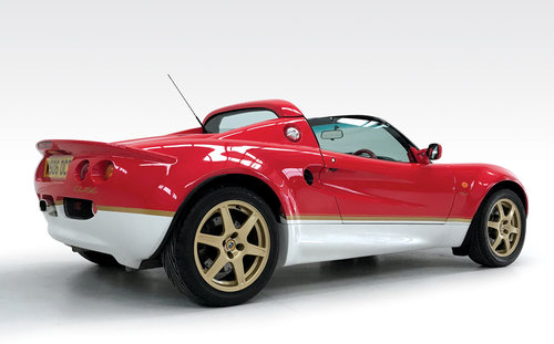 2000 Lotus Elise S1 Type 49 SOLD (picture 2 of 6)