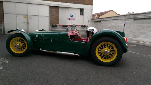 1959 GENUINE LOTUS SEVEN S1 - !! REVISED PRICE !! For Sale (picture 5 of 6)