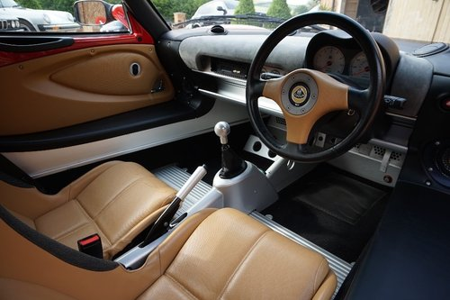 2003 LOTUS ELISE 11,800 MILES ABSOLUTELY STUNNING For Sale (picture 3 of 6)