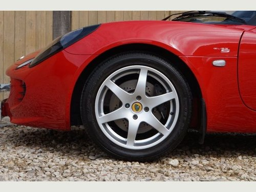 2003 LOTUS ELISE 11,800 MILES ABSOLUTELY STUNNING For Sale (picture 6 of 6)