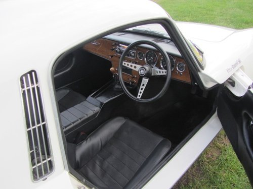 1967 Lotus Elan S3 Coupe SE  SOLD (picture 4 of 6)
