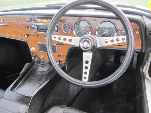 1967 Lotus Elan S3 Coupe SE  SOLD (picture 5 of 6)