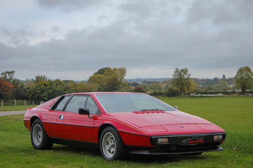 1978 Lotus Esprit S2 For Sale (picture 1 of 6)