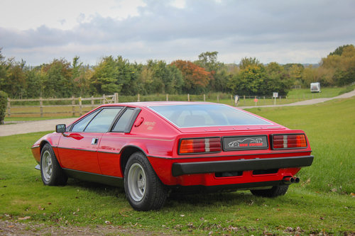 1978 Lotus Esprit S2 For Sale (picture 4 of 6)