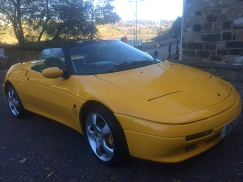 1992 Lotus Elan SE Turbo SOLD (picture 1 of 6)
