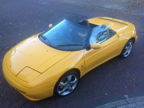 1992 Lotus Elan SE Turbo SOLD (picture 4 of 6)