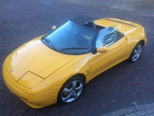 1992 Lotus Elan SE Turbo SOLD (picture 4 of 6)