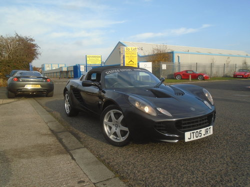 2005 LOTUS ELISE SPORT 1.8 SUPER CONDITION INSIDE AND OUT For Sale (picture 1 of 6)