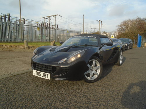2005 LOTUS ELISE SPORT 1.8 SUPER CONDITION INSIDE AND OUT For Sale (picture 3 of 6)