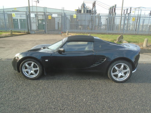 2005 LOTUS ELISE SPORT 1.8 SUPER CONDITION INSIDE AND OUT For Sale (picture 4 of 6)