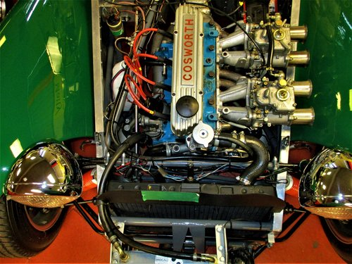1961 LOTUS SEVEN - Beautifully rebuilt & fantastically developed! For Sale (picture 3 of 6)