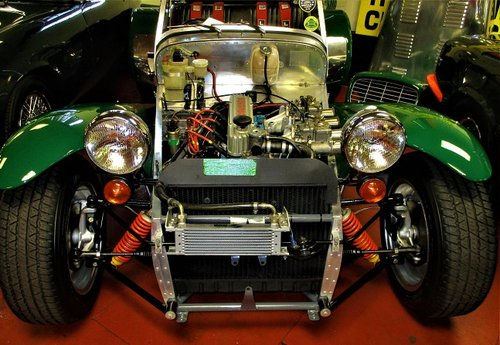 1961 LOTUS SEVEN - Beautifully rebuilt & fantastically developed! For Sale (picture 4 of 6)