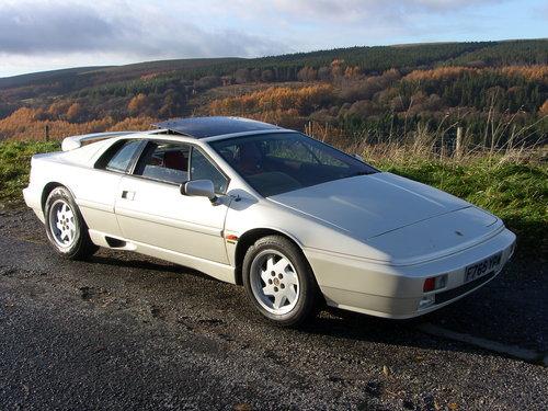 1989 Lotus Esprit Turbo SOLD (picture 2 of 6)