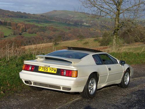 1989 Lotus Esprit Turbo SOLD (picture 3 of 6)