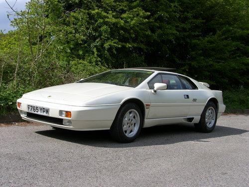 1989 Lotus Esprit Turbo SOLD (picture 4 of 6)