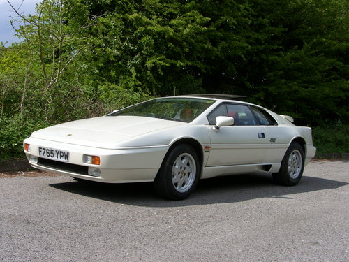 1989 Lotus Esprit Turbo For Sale (picture 4 of 6)