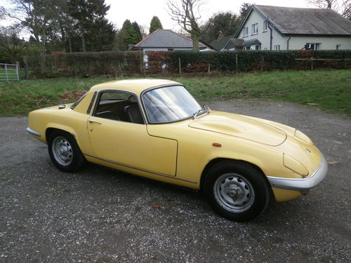 CLASSIC LOTUS CARS WANTED ELAN EUROPA ELAN+2  Wanted (picture 3 of 6)