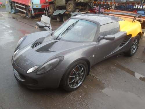 2002 LOTUS ELISE PROJECT CAR ROAD .DRAG RACE CAR For Sale (picture 1 of 6)