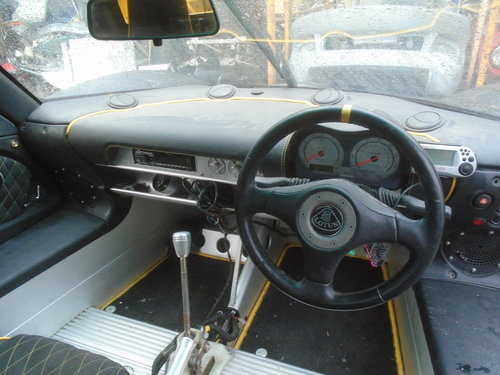 2002 LOTUS ELISE PROJECT CAR ROAD .DRAG RACE CAR For Sale (picture 6 of 6)