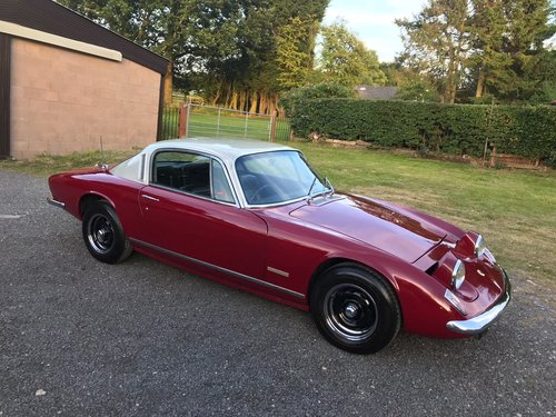 CLASSIC LOTUS ELAN WANTED S1 S2 S3 S4 SPRINT ELAN+2 For Sale (picture 3 of 6)