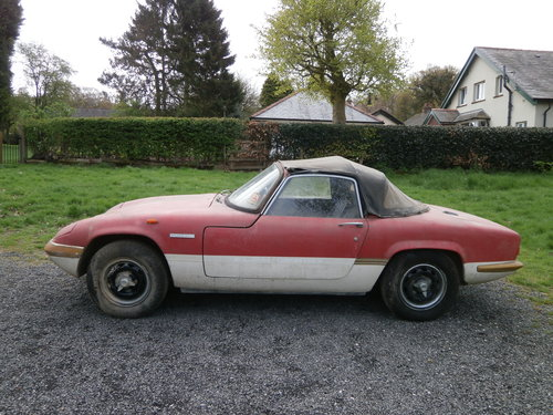 LOTUS ELAN SPRINT WANTED IN ANY CONDITION Wanted (picture 3 of 6)