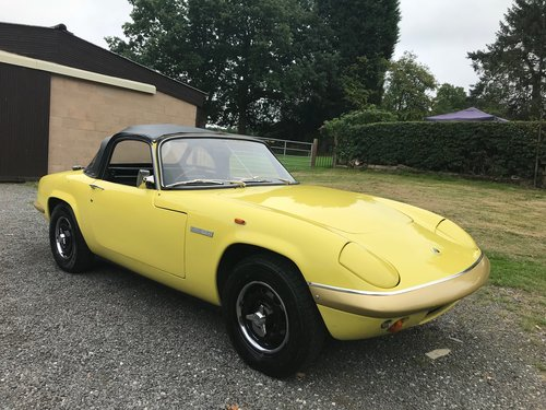 LOTUS ELAN SPRINT WANTED IN ANY CONDITION Wanted (picture 5 of 6)