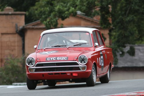 1965 FIA Lotus Cortina For Sale (picture 1 of 6)