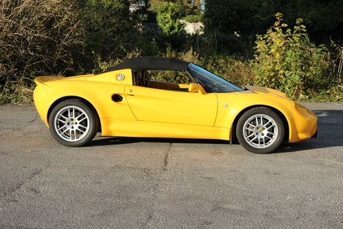 2000 Lotus Elise S1 For Sale (picture 4 of 6)