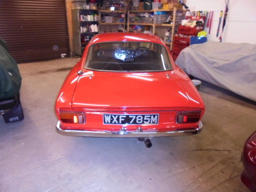 Lotus Elan +2 S 130/5 1974 For Sale (picture 3 of 6)